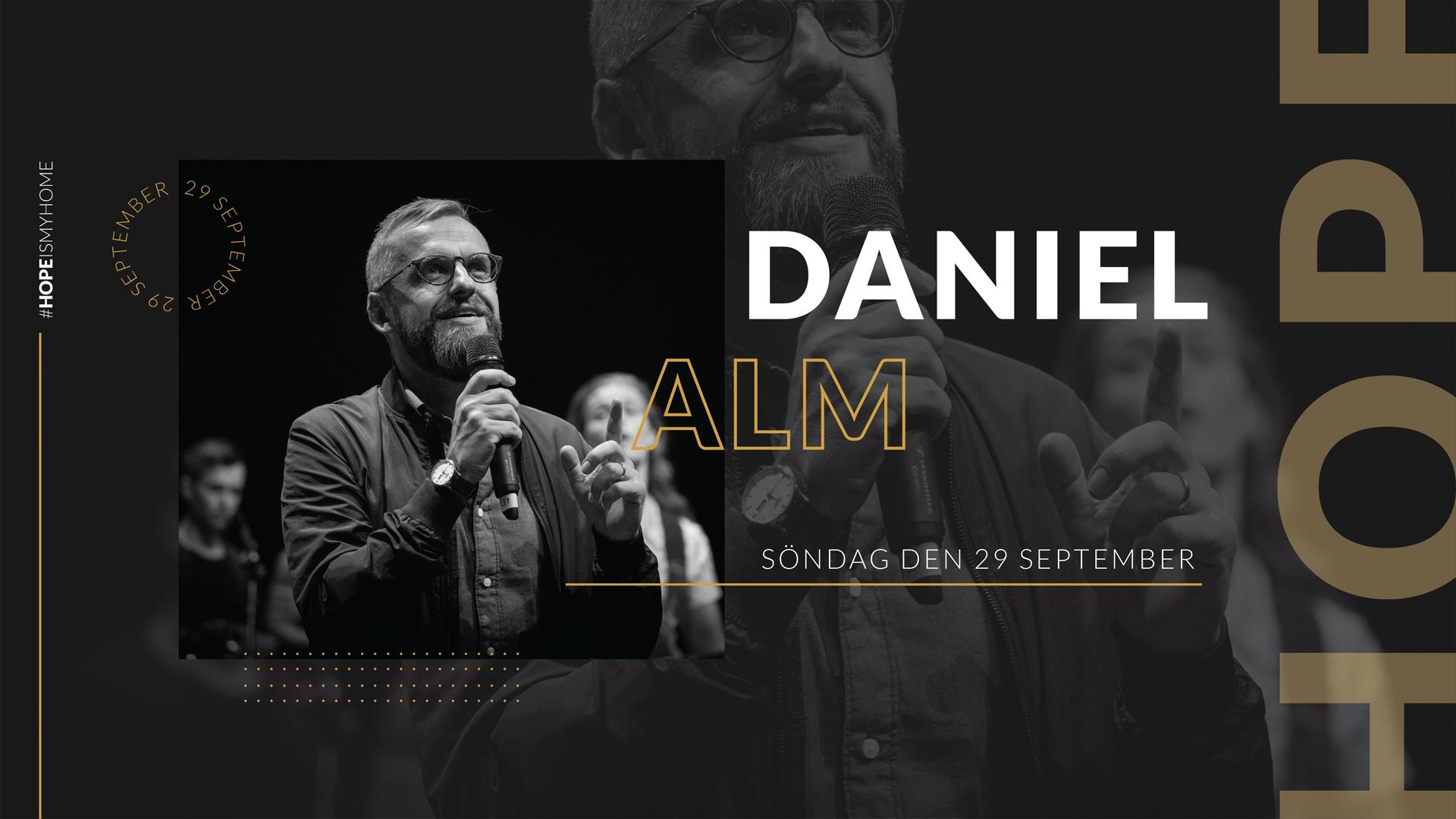 Daniel Alm